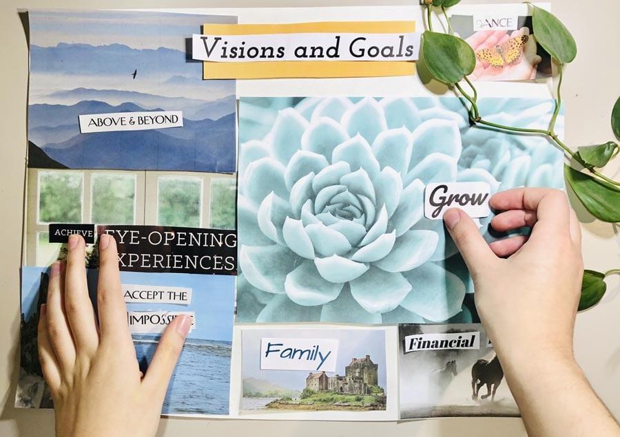 Vision Board – Step 5