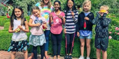 Kids Summer Art Camp Bay Area