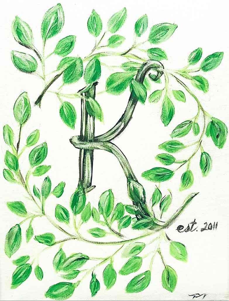 Moringa Monogram