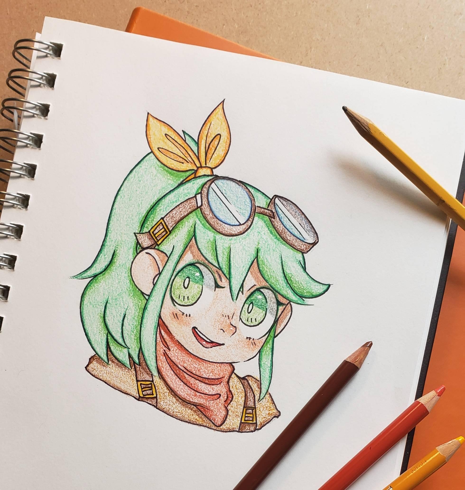 Cartooning Character
