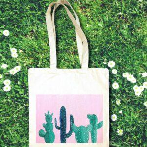 Cactus on Bag