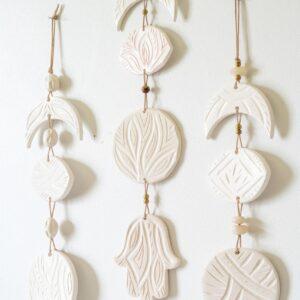 Clay Hangers