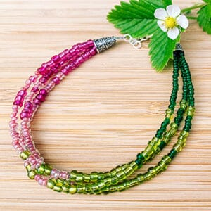 beads-bracelet-stock-image